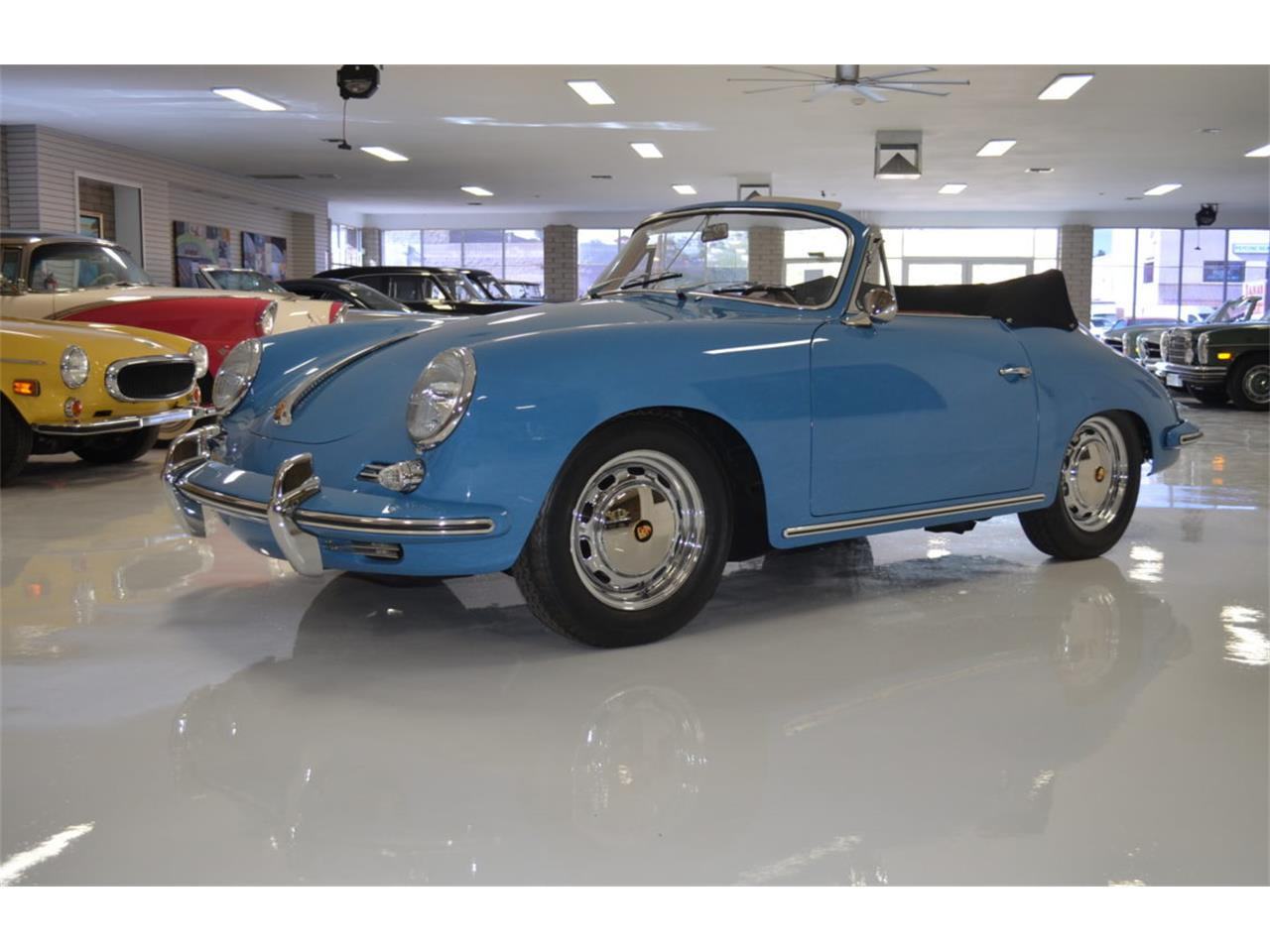 Large Picture of 1964 Porsche 356 Offered by Classic Promenade - PZL1