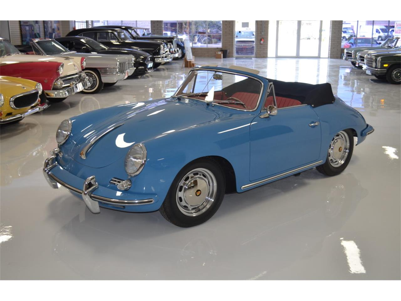 Large Picture of 1964 356 - $189,800.00 Offered by Classic Promenade - PZL1