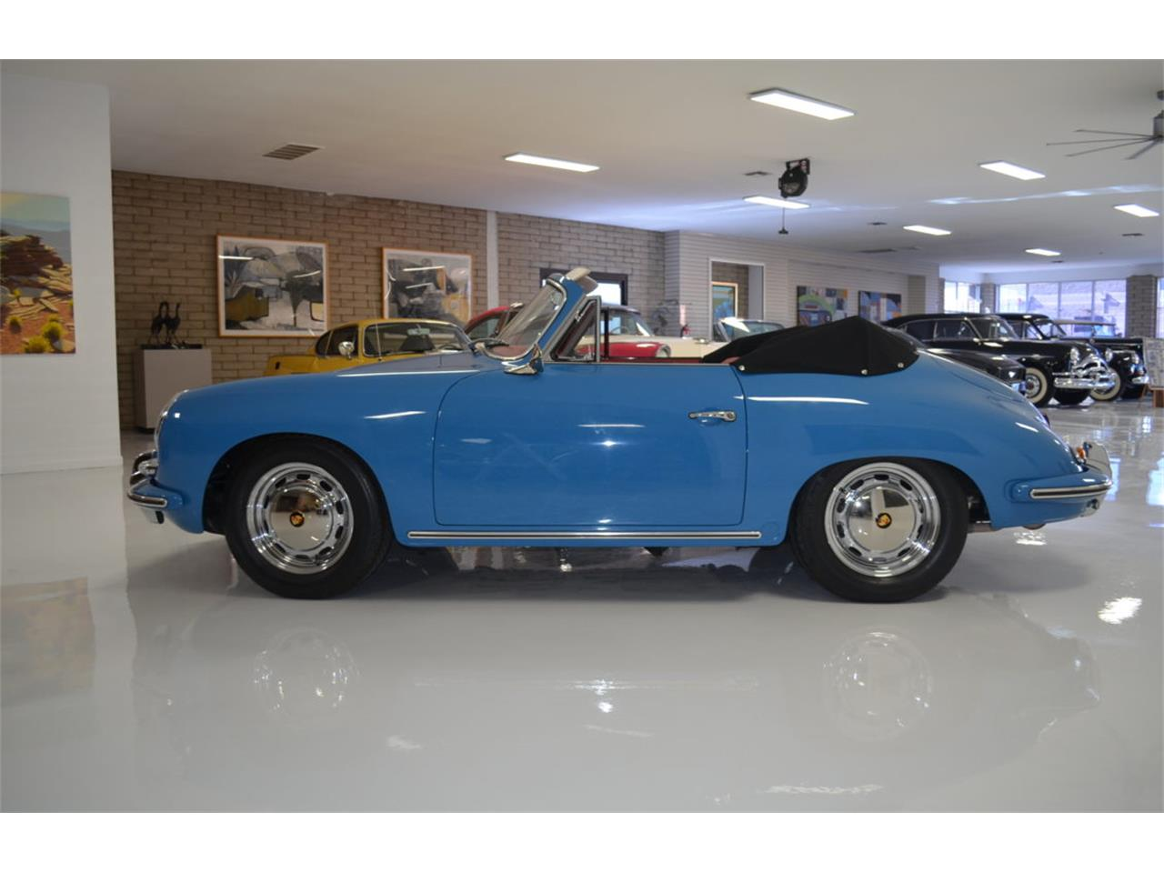 Large Picture of Classic '64 Porsche 356 located in Arizona - PZL1