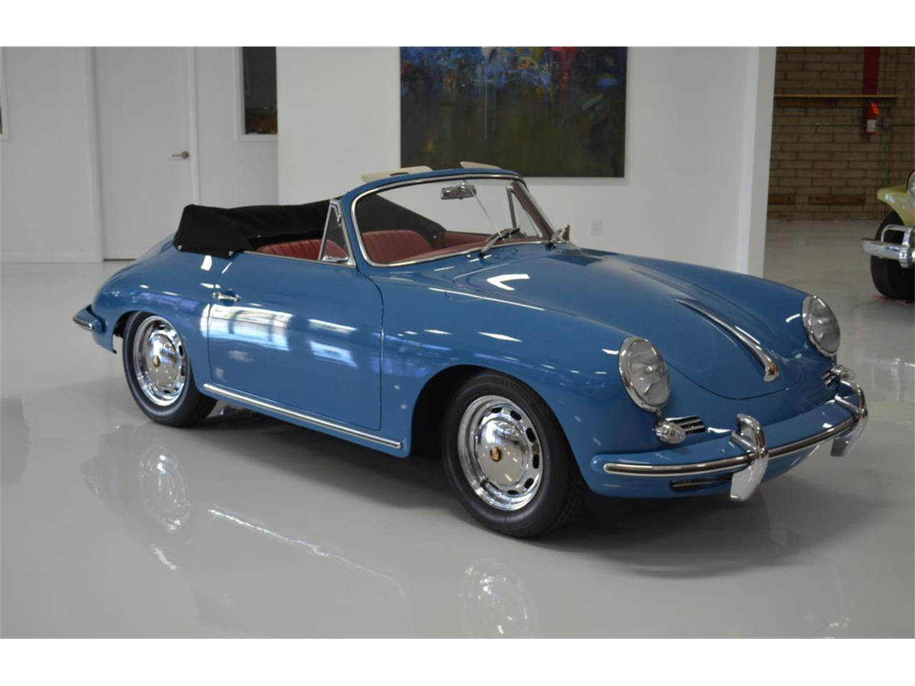 Large Picture of '64 Porsche 356 Offered by Classic Promenade - PZL1