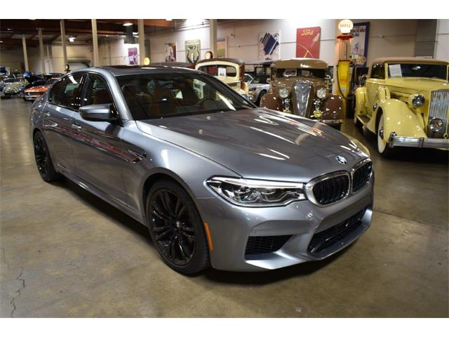 Picture of 2018 BMW M5 located in California - $99,500.00 Offered by  - PZLA