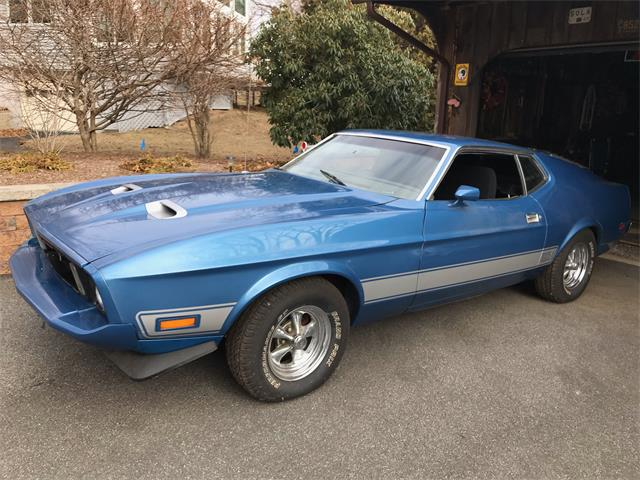 Picture of '73 Mustang Mach 1 - PZLC