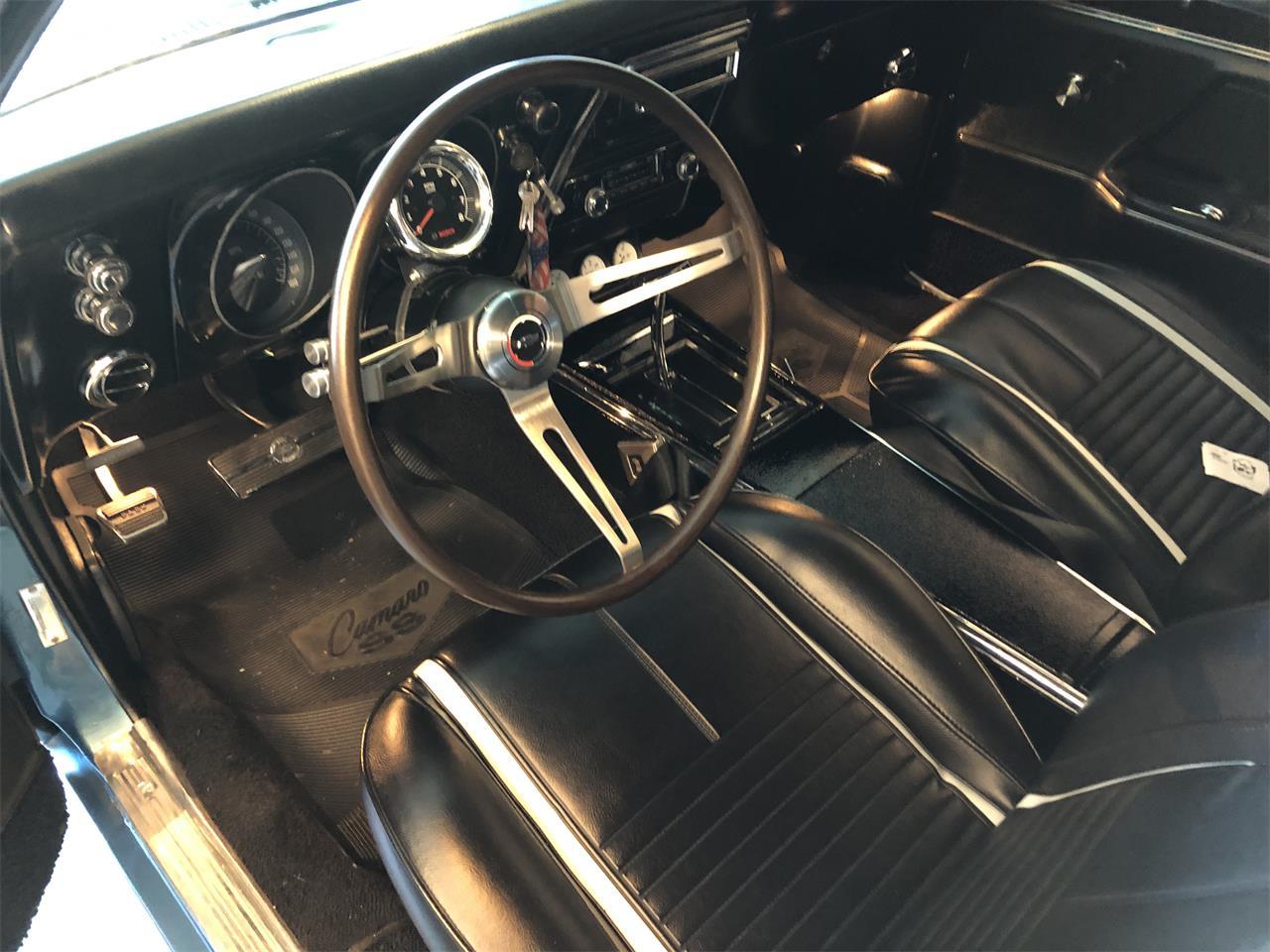 Large Picture of '67 Camaro - PZLH