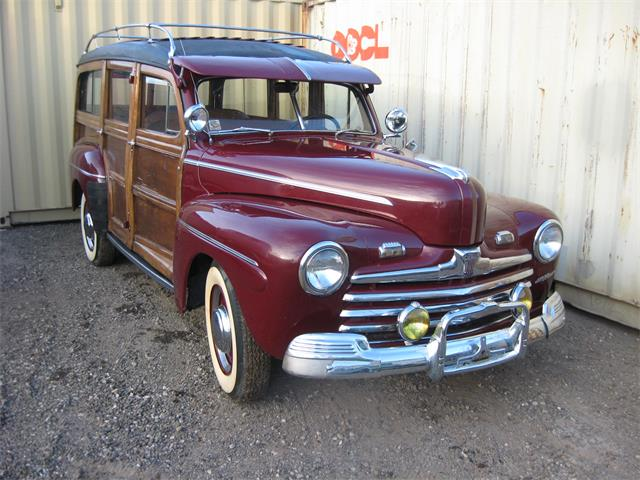 Picture of '46 Woody Wagon - PZLL