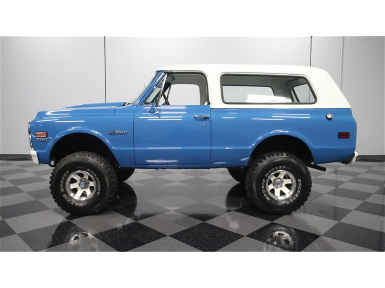 Large Picture of 1971 Chevrolet Blazer - PZLZ