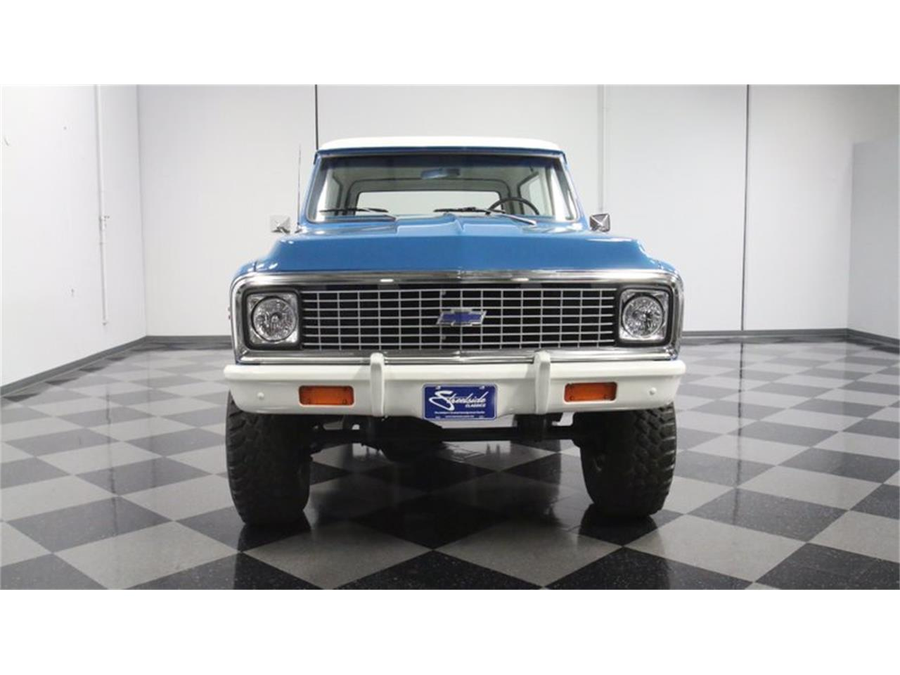 Large Picture of Classic '71 Chevrolet Blazer - PZLZ