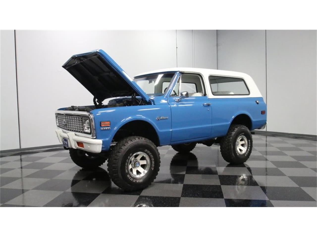 Large Picture of 1971 Chevrolet Blazer - $52,995.00 - PZLZ