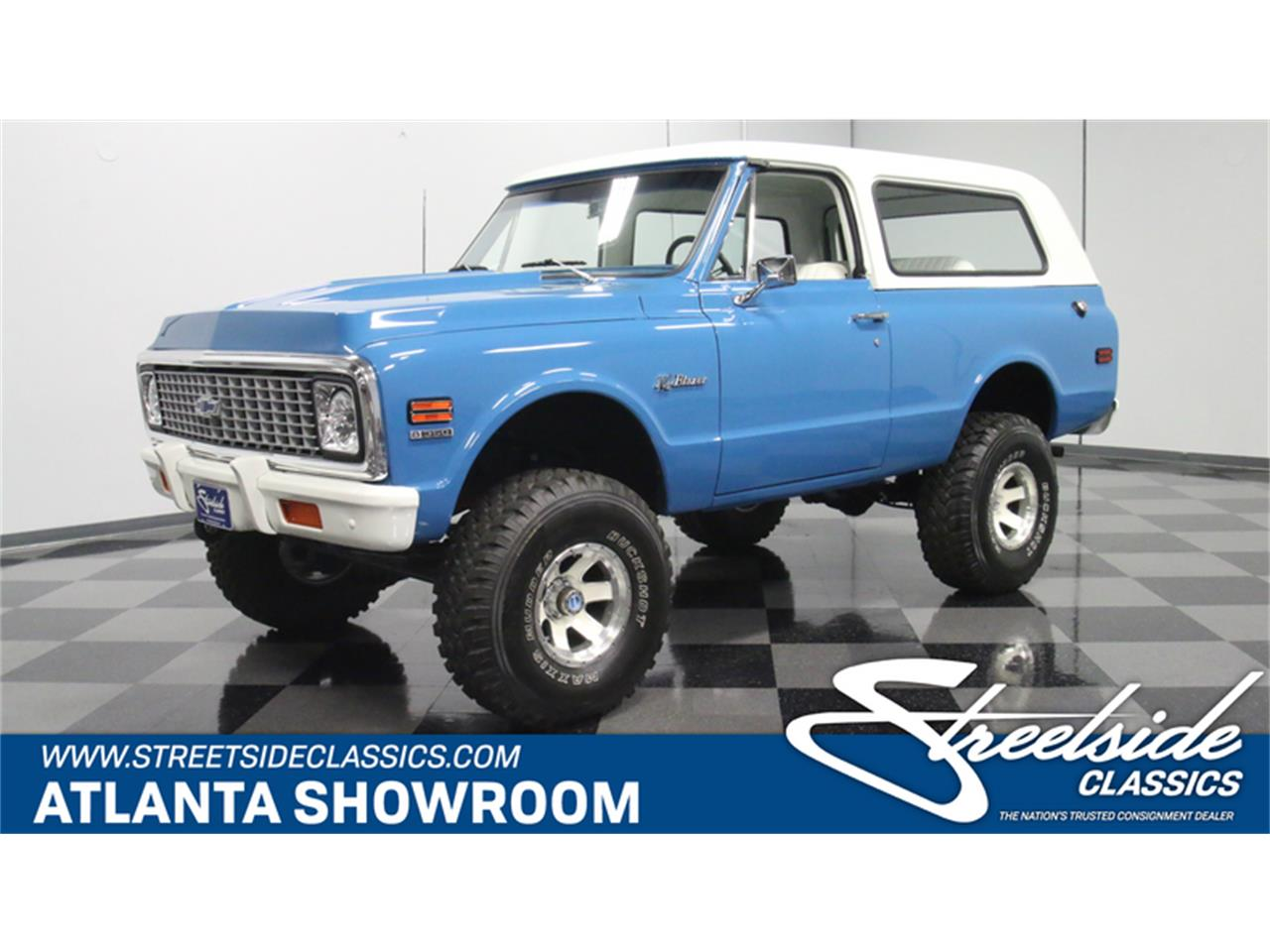 Large Picture of Classic '71 Chevrolet Blazer located in Georgia Offered by Streetside Classics - Atlanta - PZLZ