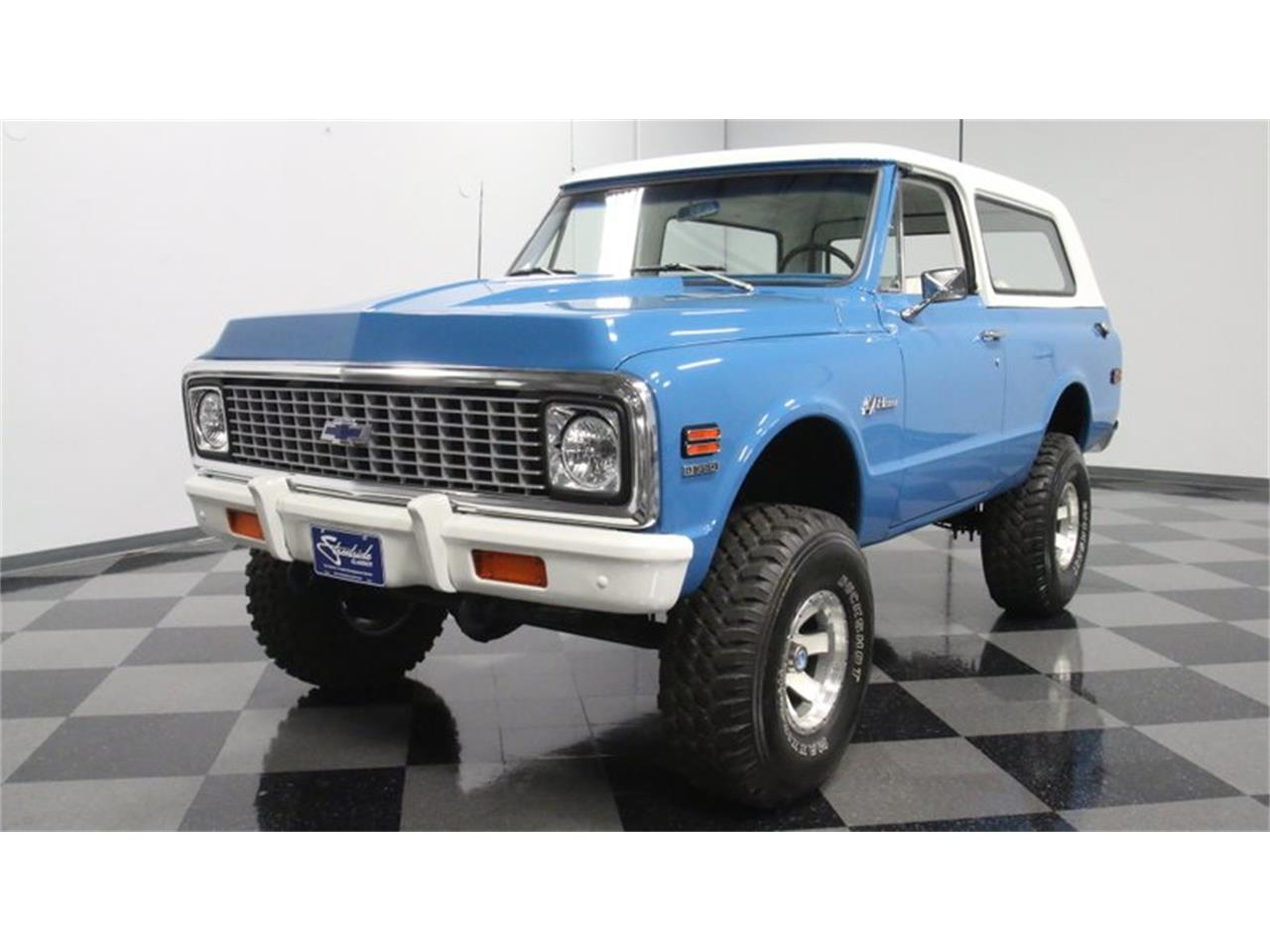 Large Picture of '71 Blazer Offered by Streetside Classics - Atlanta - PZLZ