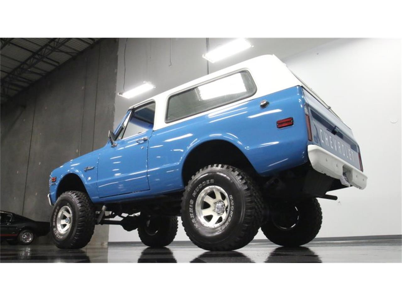 Large Picture of 1971 Chevrolet Blazer located in Lithia Springs Georgia Offered by Streetside Classics - Atlanta - PZLZ