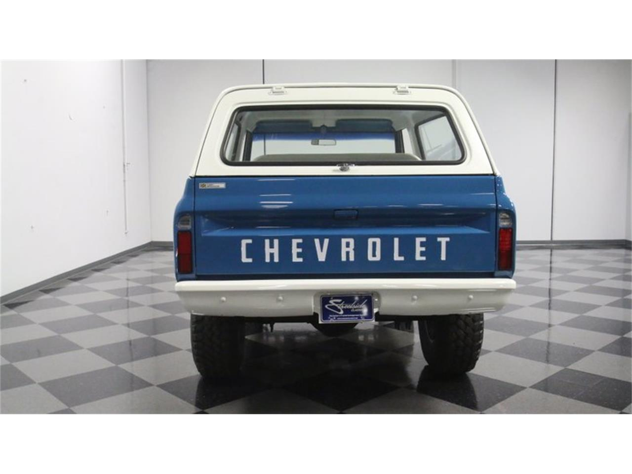 Large Picture of Classic 1971 Chevrolet Blazer Offered by Streetside Classics - Atlanta - PZLZ