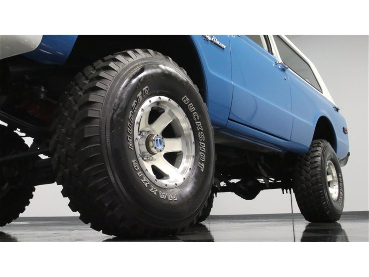 Large Picture of Classic 1971 Blazer located in Georgia Offered by Streetside Classics - Atlanta - PZLZ