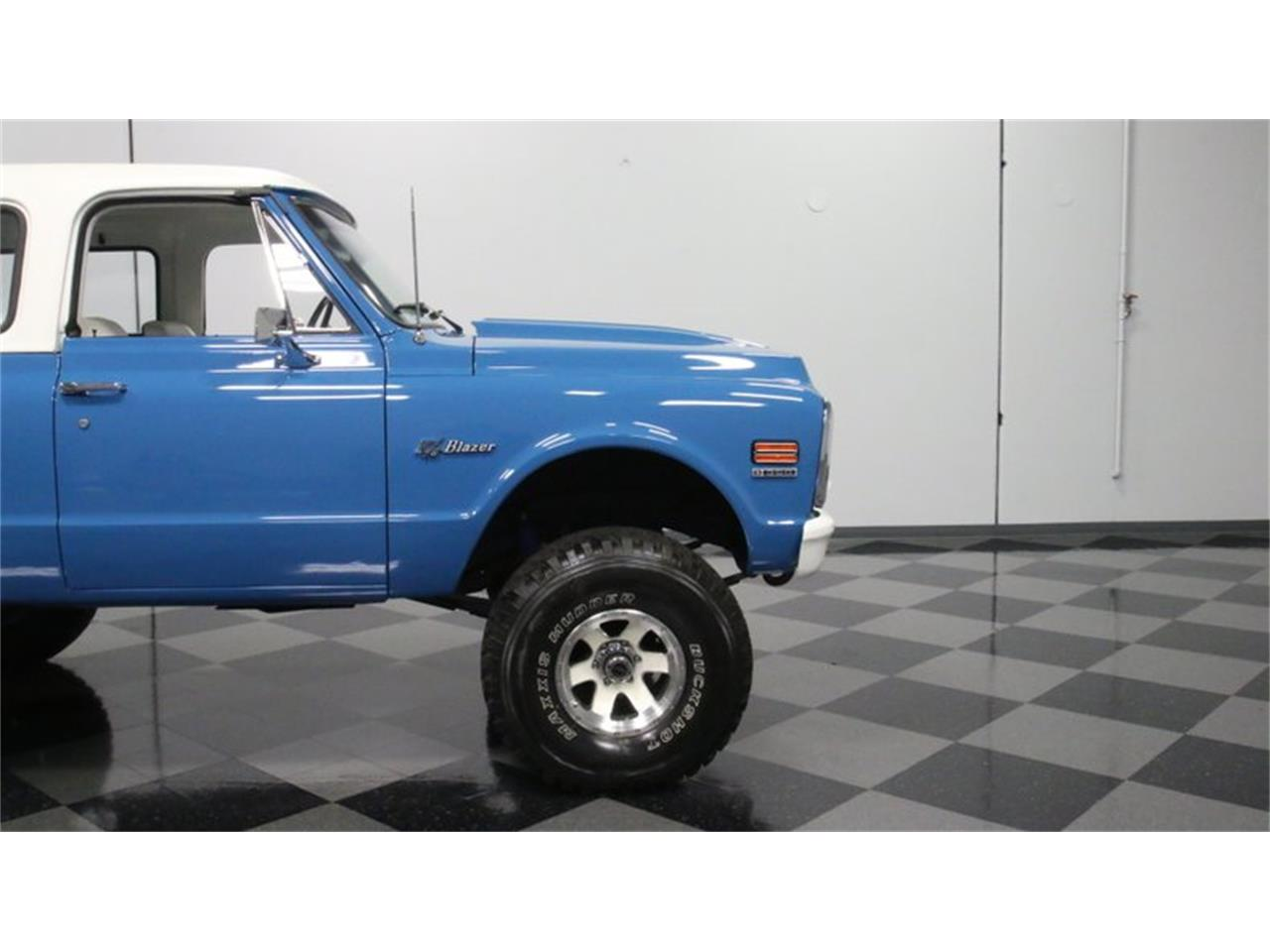 Large Picture of Classic 1971 Chevrolet Blazer located in Lithia Springs Georgia Offered by Streetside Classics - Atlanta - PZLZ