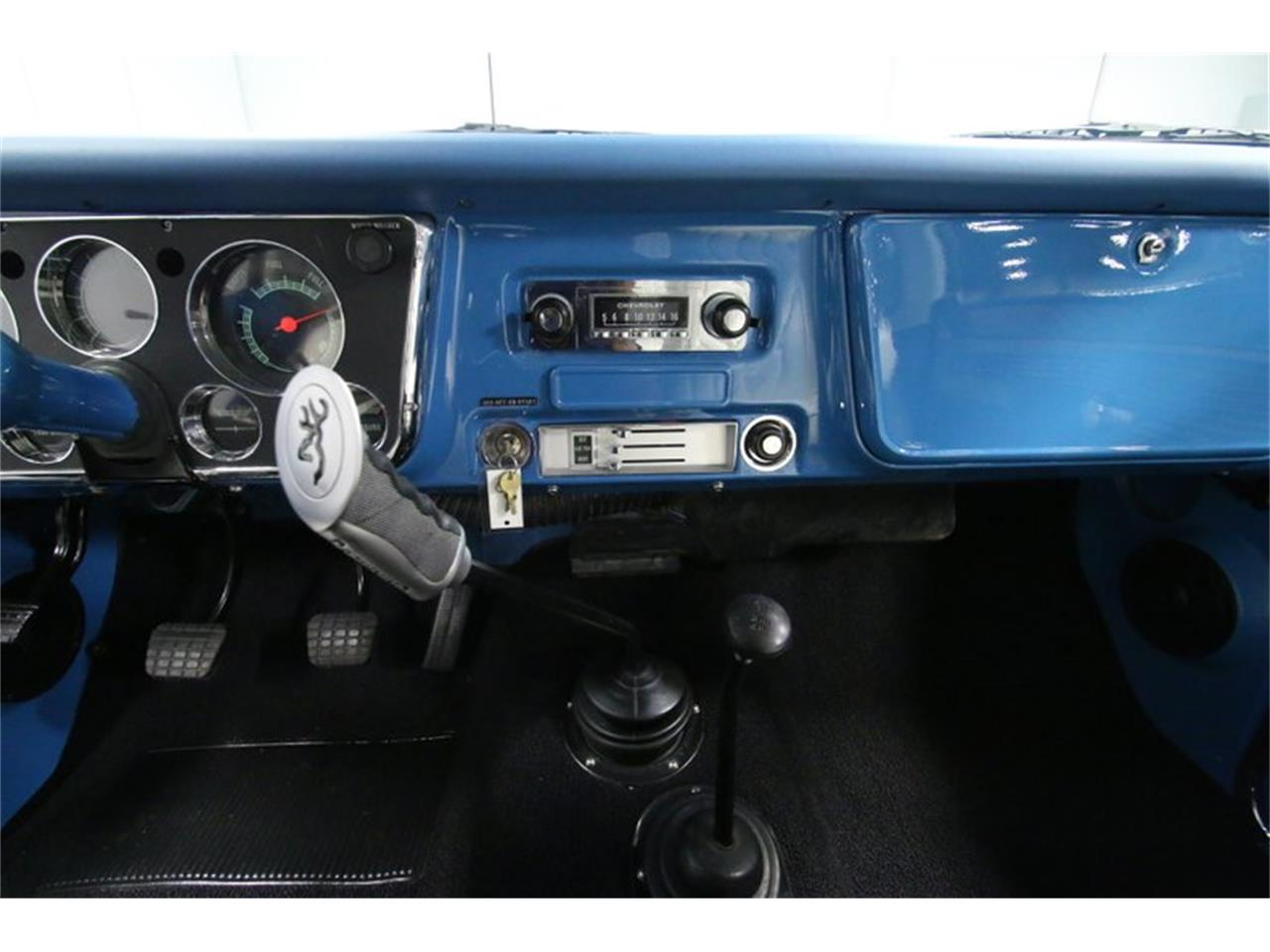 Large Picture of '71 Blazer located in Georgia Offered by Streetside Classics - Atlanta - PZLZ