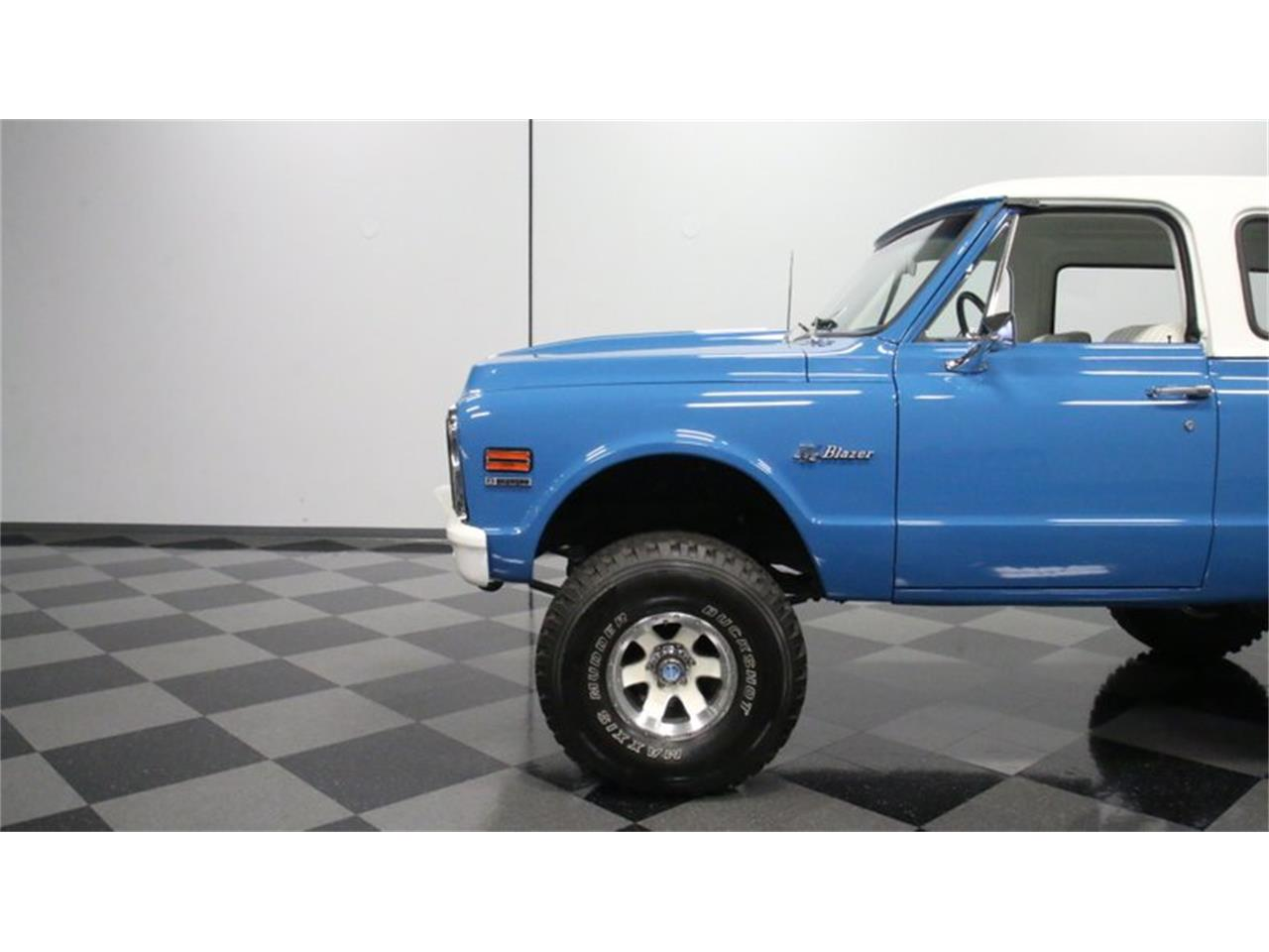 Large Picture of Classic 1971 Chevrolet Blazer - PZLZ