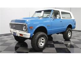 Picture of '71 Chevrolet Blazer - $52,995.00 - PZLZ