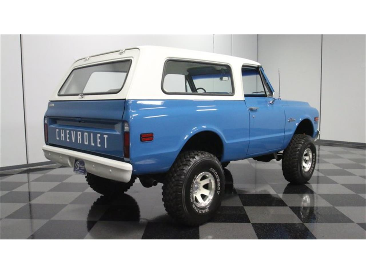 Large Picture of 1971 Chevrolet Blazer Offered by Streetside Classics - Atlanta - PZLZ