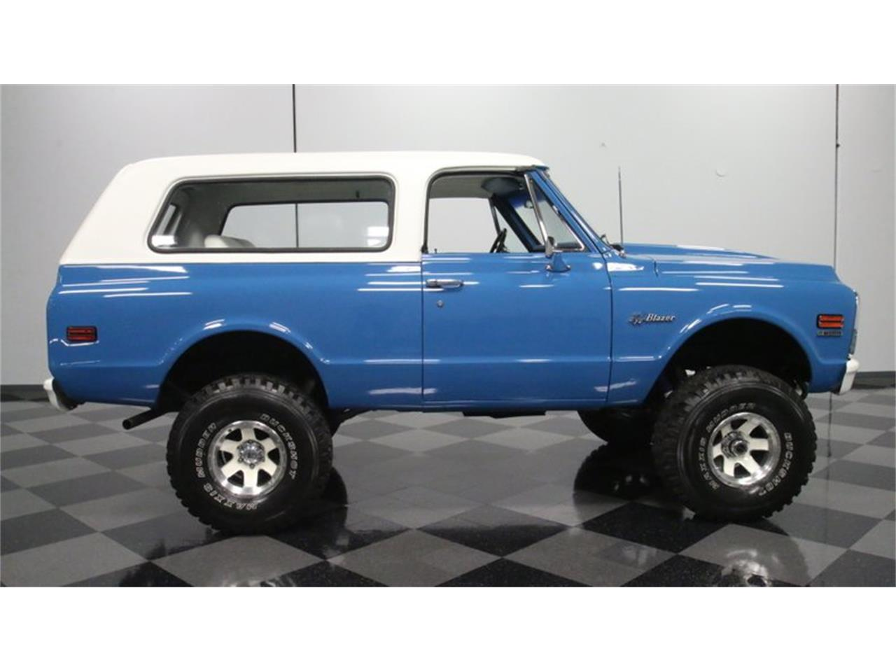 Large Picture of Classic 1971 Chevrolet Blazer - $52,995.00 Offered by Streetside Classics - Atlanta - PZLZ