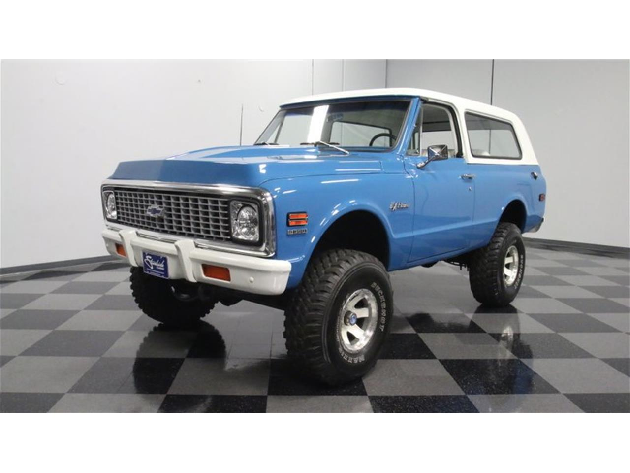 Large Picture of 1971 Chevrolet Blazer located in Lithia Springs Georgia - $52,995.00 Offered by Streetside Classics - Atlanta - PZLZ