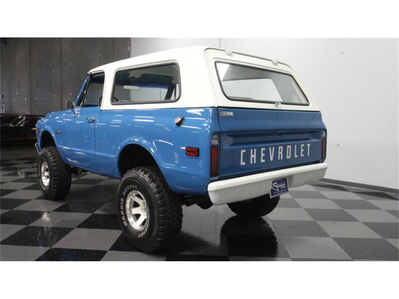 Large Picture of 1971 Chevrolet Blazer located in Georgia - $52,995.00 Offered by Streetside Classics - Atlanta - PZLZ