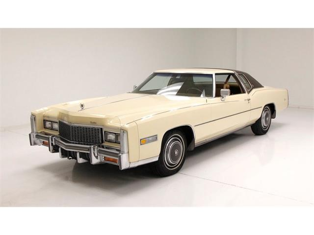 Picture of 1976 Cadillac Eldorado - $12,900.00 Offered by  - PZM2