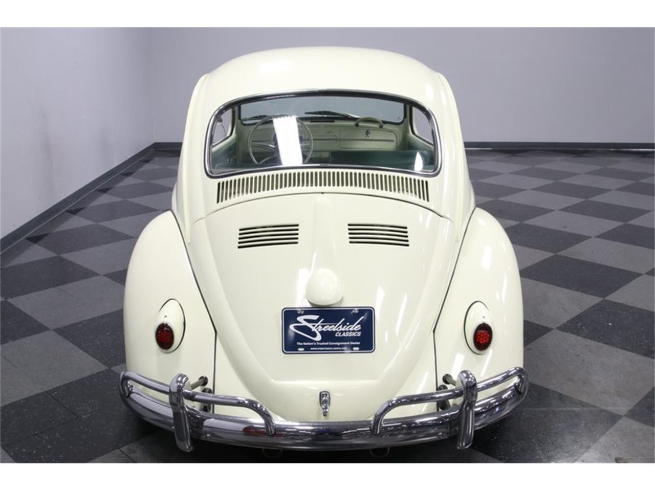 Large Picture of '67 Beetle - PZMD