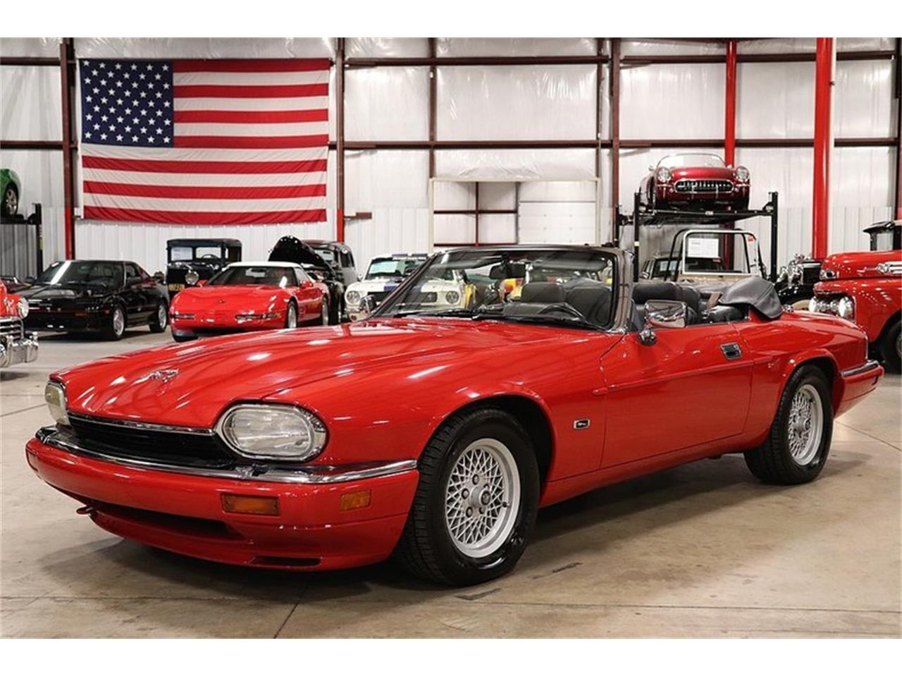 Large Picture of '94 Jaguar XJS located in Kentwood Michigan Offered by GR Auto Gallery - PZMF