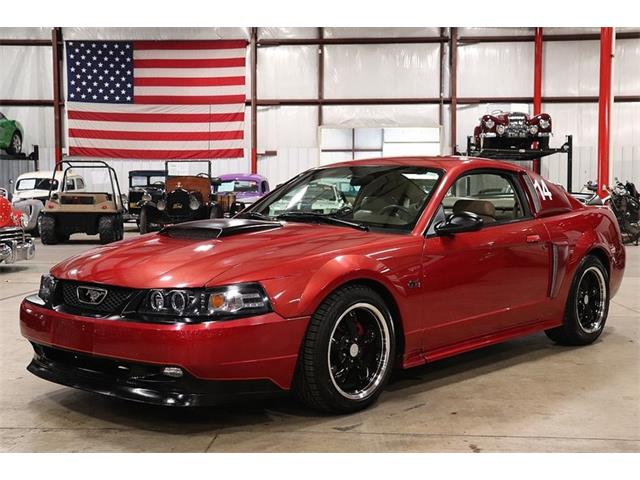 Picture of '00 Mustang - PZMG