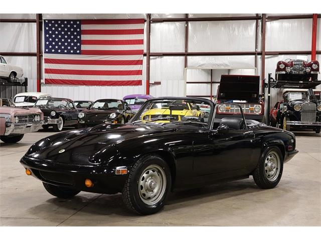 Picture of '71 Elan - PZMK
