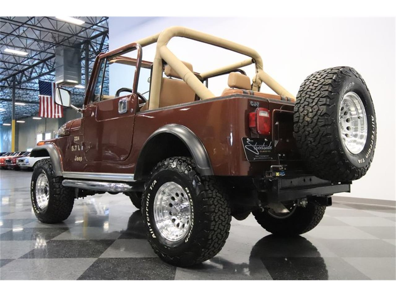 Large Picture of '81 CJ7 - PZML