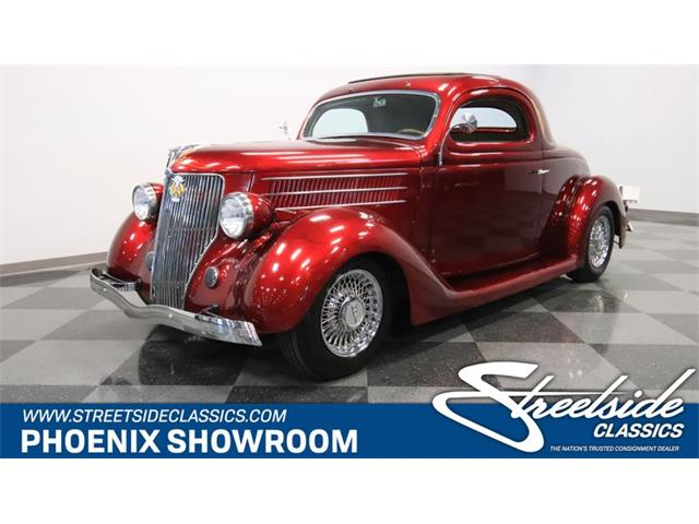 Picture of '36 3-Window Coupe - PZMM