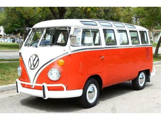 586018d1d7 Classic Volkswagen Bus for Sale on ClassicCars.com