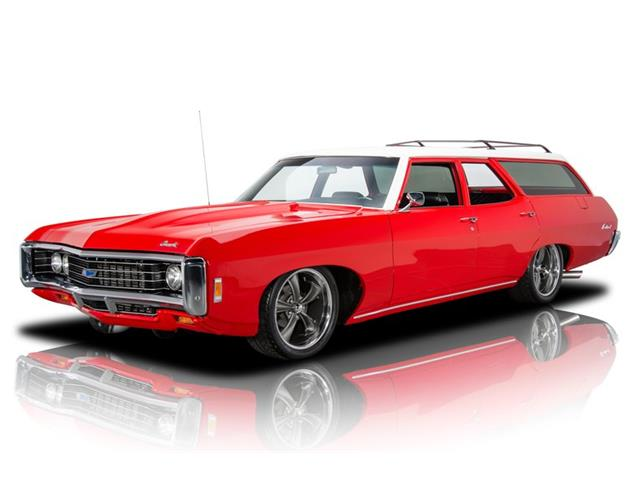 Picture of Classic '69 Chevrolet Brookwood - $69,900.00 - PZMX