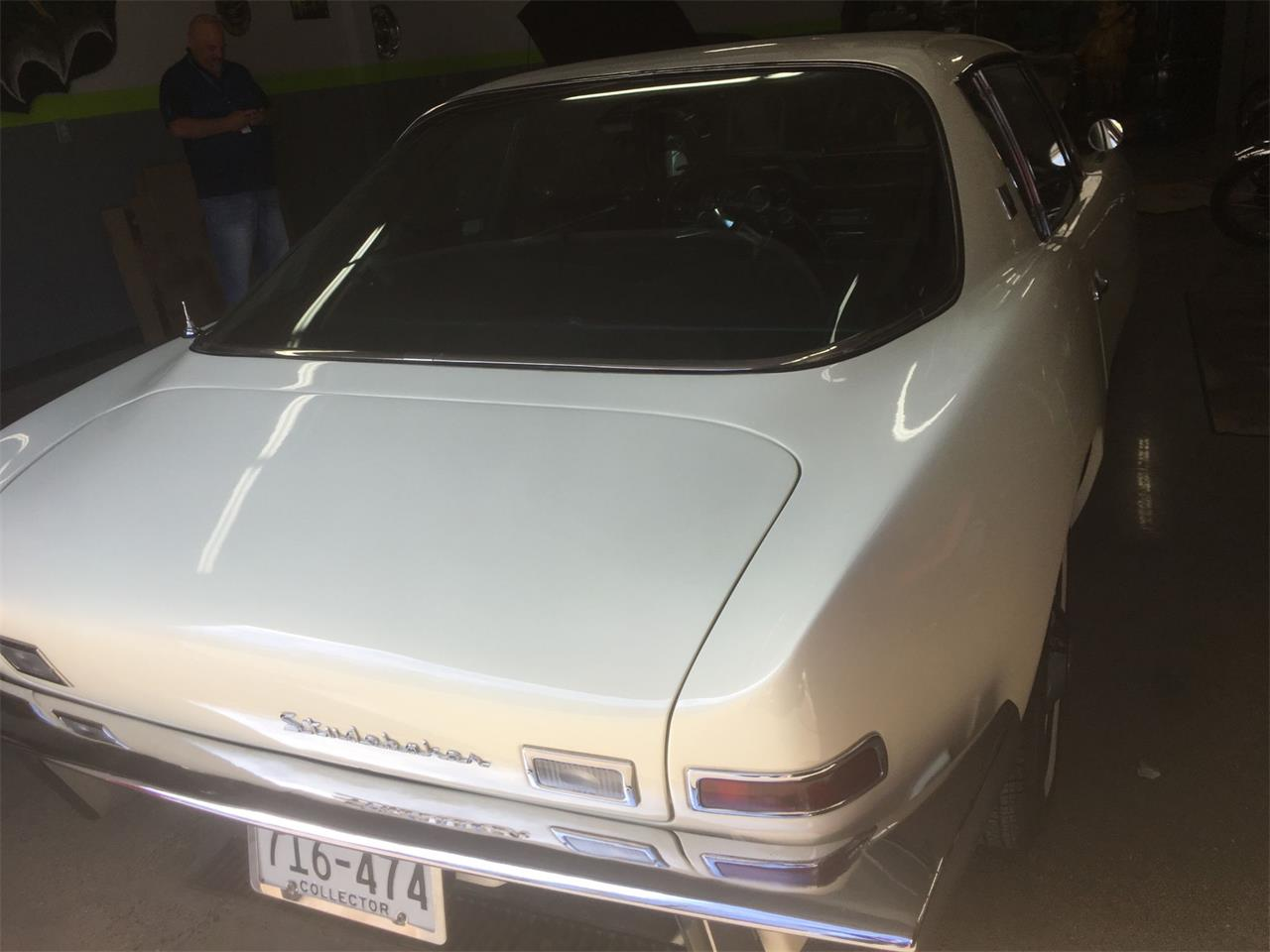 Large Picture of '63 Avanti - PZNC