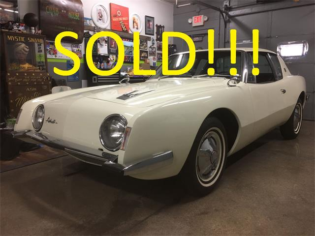 Picture of Classic '63 Studebaker Avanti Auction Vehicle Offered by  - PZNC