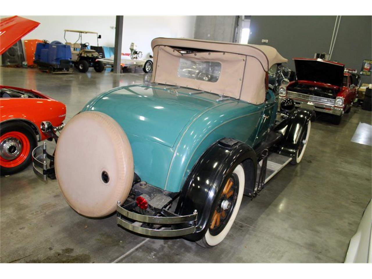 Large Picture of 1927 Chrysler 50 - PZOO