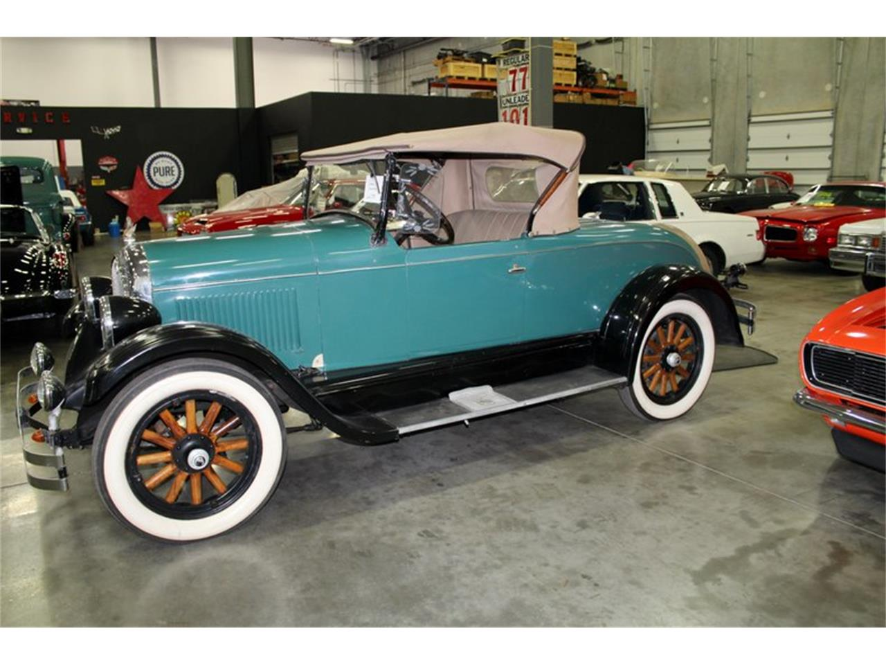 Large Picture of 1927 Chrysler 50 - $28,500.00 Offered by Classic Cars of Sarasota - PZOO