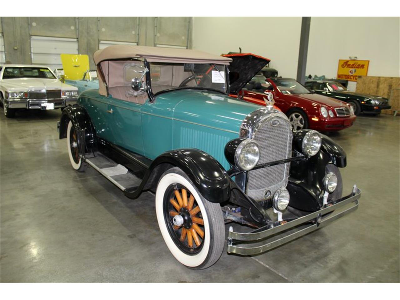 Large Picture of Classic '27 50 located in Sarasota Florida - $28,500.00 Offered by Classic Cars of Sarasota - PZOO