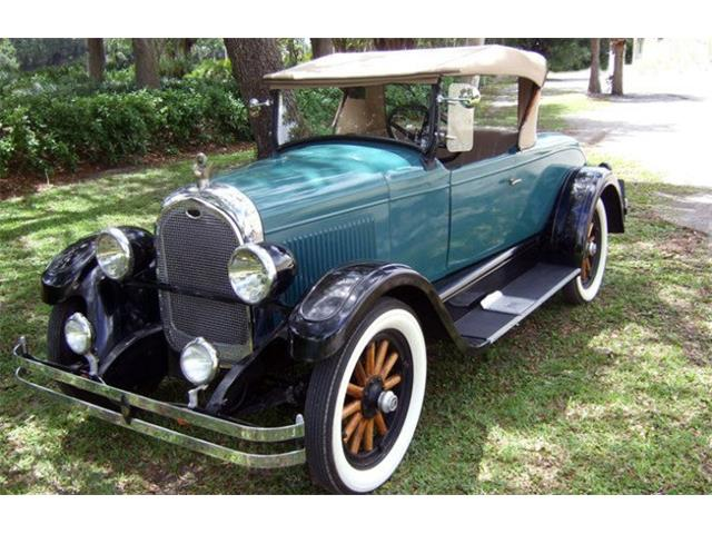 Picture of Classic '27 Chrysler 50 located in Florida - PZOO