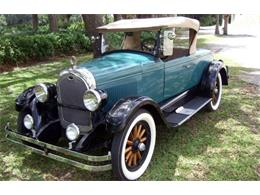 Picture of Classic 1927 50 located in Sarasota Florida - $28,500.00 Offered by Classic Cars of Sarasota - PZOO