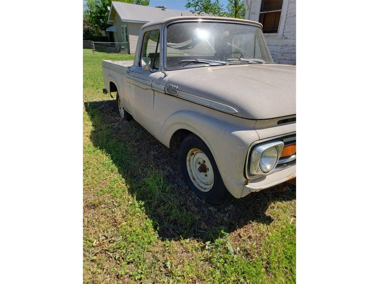 Large Picture of '63 Pickup - PZOX
