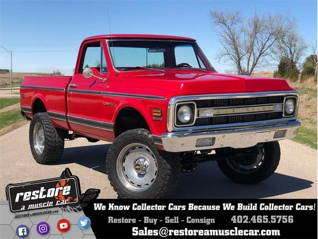Picture of '69 C10 located in Nebraska - PXUI
