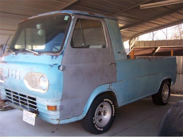 Picture of '63 Econoline - PZPE
