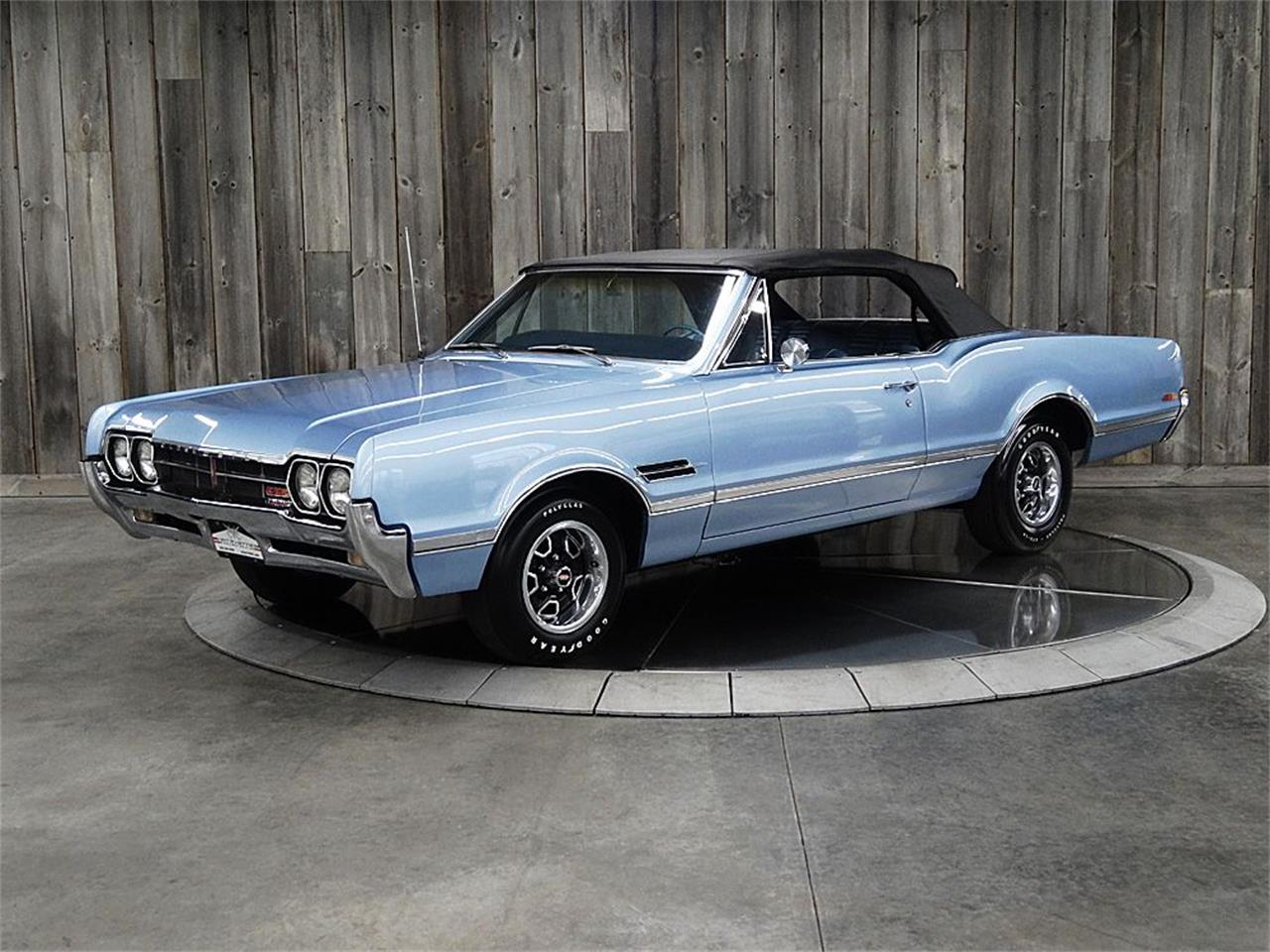 Large Picture of 1966 Oldsmobile 442 - $36,900.00 - PZQW