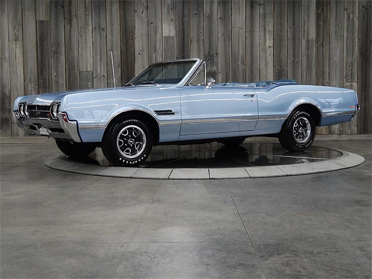 Large Picture of Classic '66 442 located in Iowa Offered by Veit's Vettes And Collector Cars - PZQW
