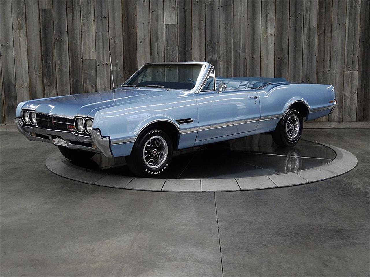 Large Picture of '66 442 located in Iowa - $36,900.00 Offered by Veit's Vettes And Collector Cars - PZQW