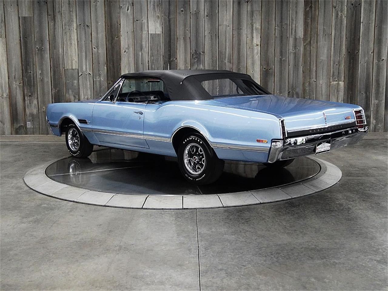 Large Picture of 1966 Oldsmobile 442 Offered by Veit's Vettes And Collector Cars - PZQW