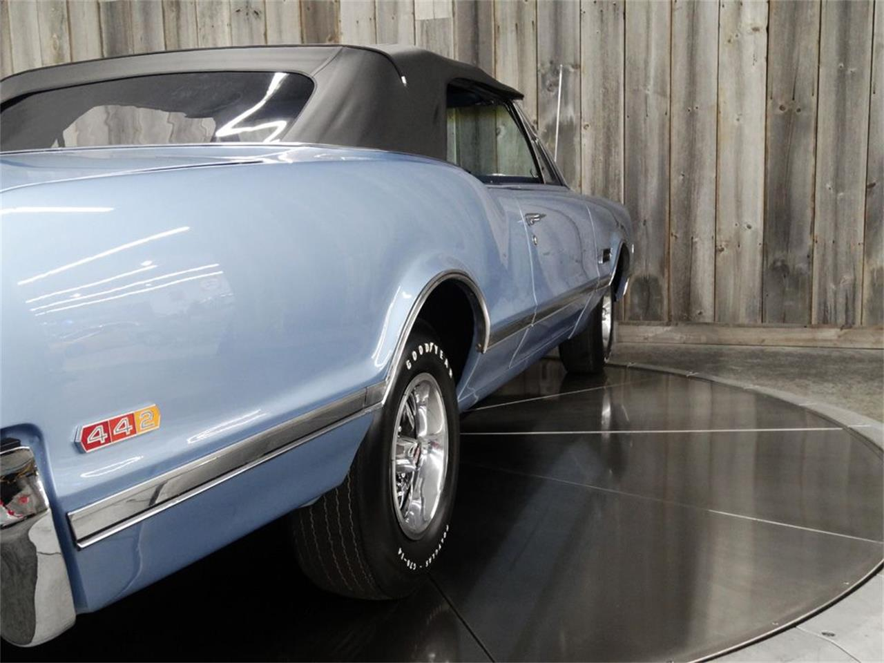 Large Picture of '66 Oldsmobile 442 located in Iowa - $36,900.00 Offered by Veit's Vettes And Collector Cars - PZQW