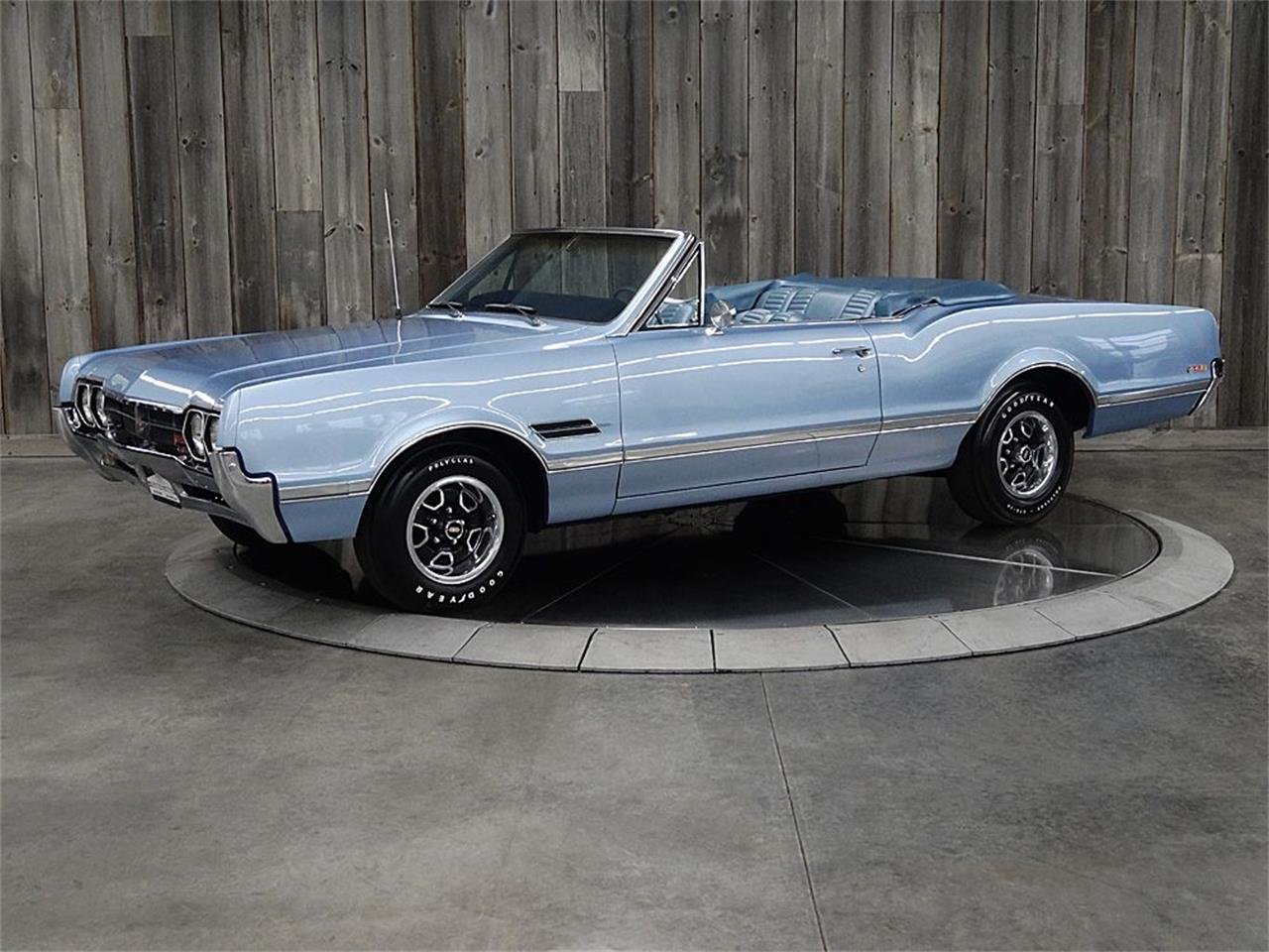 Large Picture of 1966 Oldsmobile 442 - PZQW