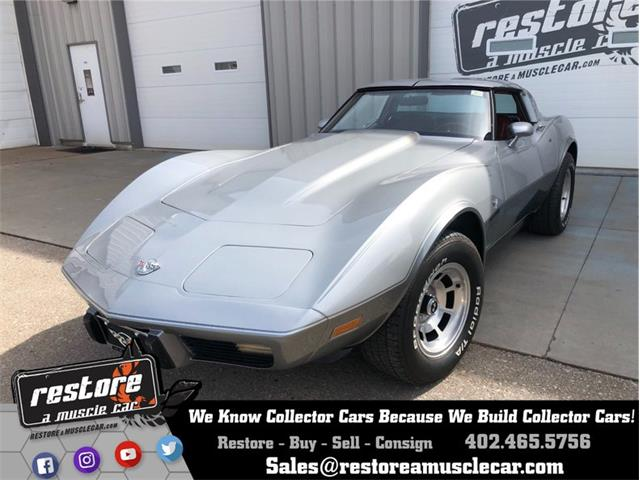 Picture of '78 Chevrolet Corvette located in Lincoln Nebraska - $29,900.00 Offered by  - PXUP
